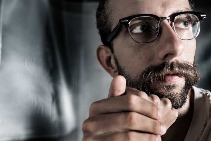 Young Man Wearing Glasses Why Shy Photographers Can Actually Make the Best Portraits