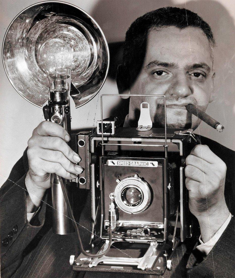 Photojournalist, Weegee