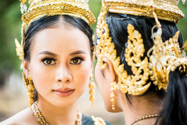 Portfolio of KevinLJ © Kevin Landwer-Johan Thailand Models Portrait Chiang