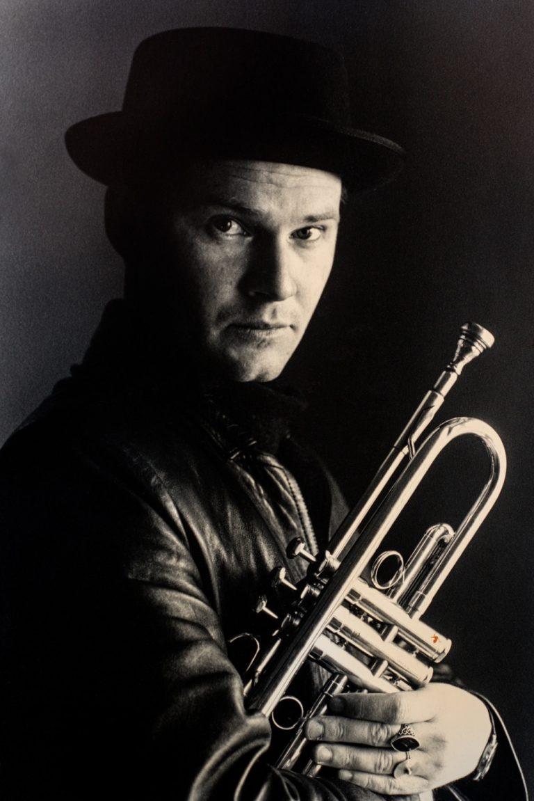 Portfolio of KevinLJ © Kevin Landwer-Johan Trumpet Player Portrait